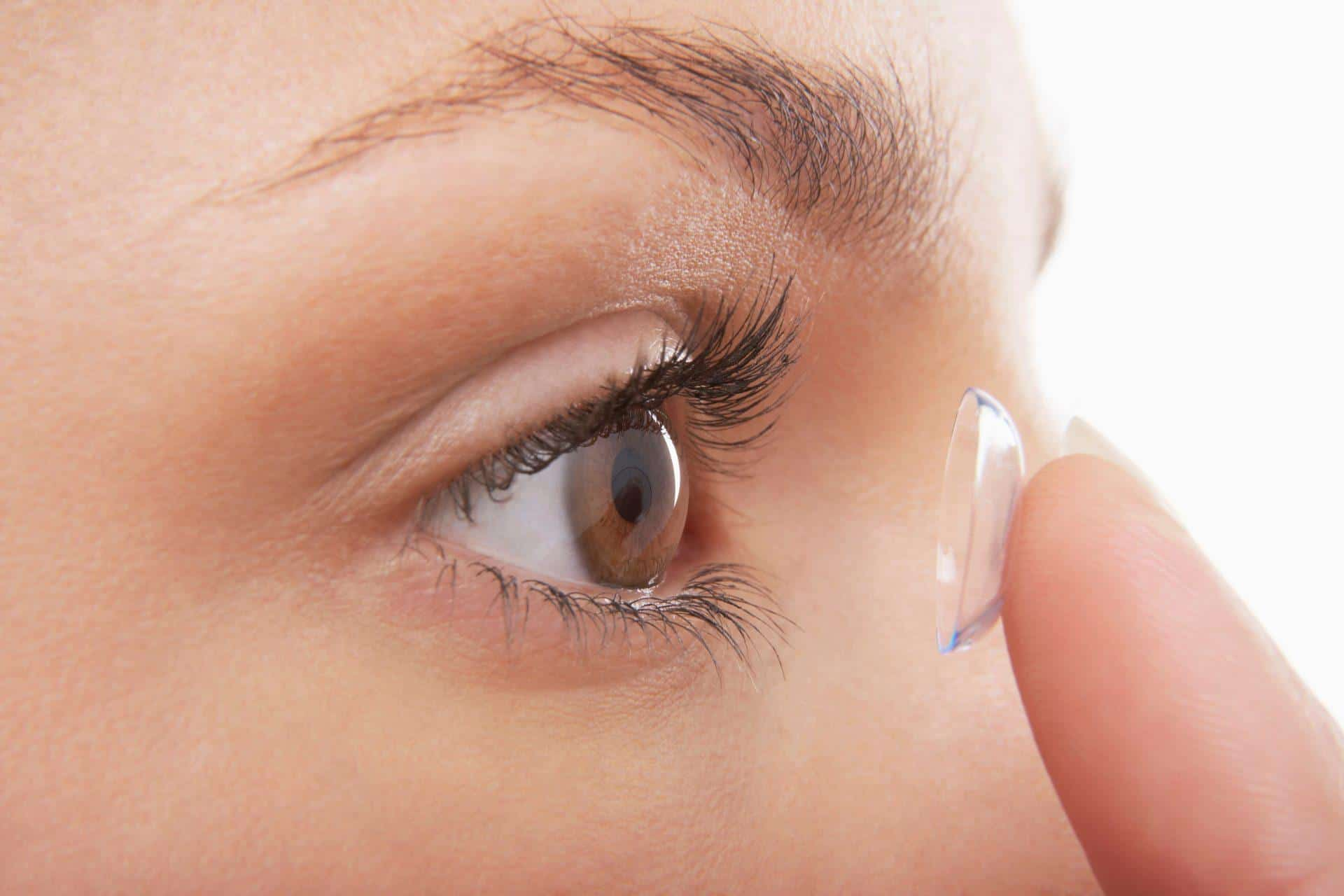 Myths About Contact Lenses