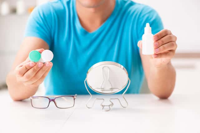 Everything to Know About Disposable Contact Lenses