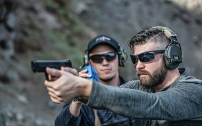 Are Shooting Glasses Actually Helpful?